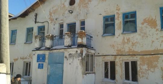 Начался капитальный ремонт II корпуса КГП «Поликлиника №1 г.Темиртау»
