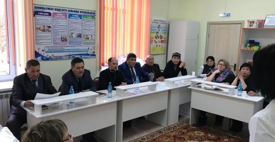 Проведён «Круглый стол» в КГП «Поликлиника №1 г.Темиртау» УЗКО